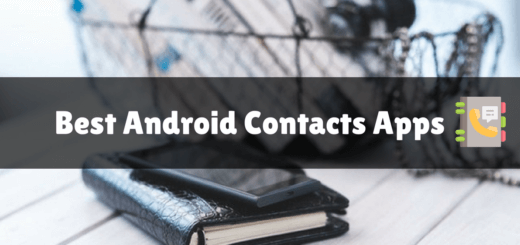 Best Android Contacts Apps